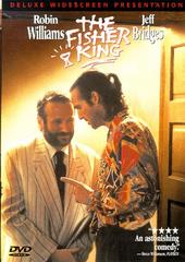 The Fisher King on DVD