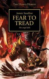Fear to Tread by James Swallow