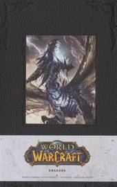 Warcraft Ruled Journal - Dragons (Large) by Blizzard Entertainment