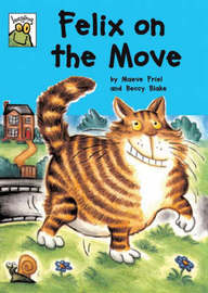Felix on the Move by Maeve Friel image