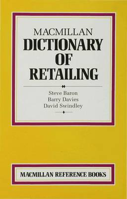 Macmillan Dictionary of Retailing