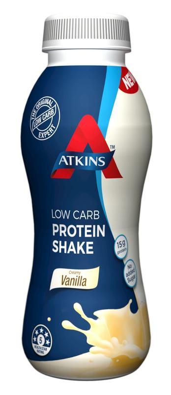 Atkins Advantage Protein RTD - Vanilla (330ml)