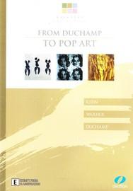 Palette Collection - Pop Art (Warhol - Klein - Duchamps) on DVD