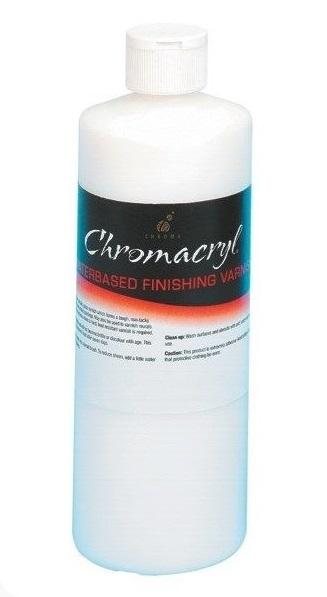 Chromacryl: Finishing Varnish - (500ml)