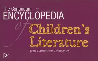 Continuum Encyclopedia of Children's Literature image