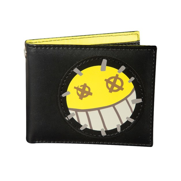 Overwatch Junkrat Bi Fold Graphic Wallet