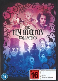 The Tim Burton Collection on DVD