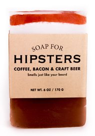 Whiskey River Co: Soap - For Hipsters