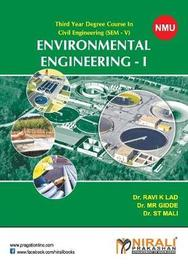 Environmental Engineering - I by Dr R K Lad