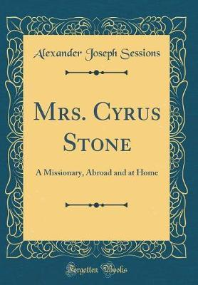 Mrs. Cyrus Stone by Alexander Joseph Sessions image