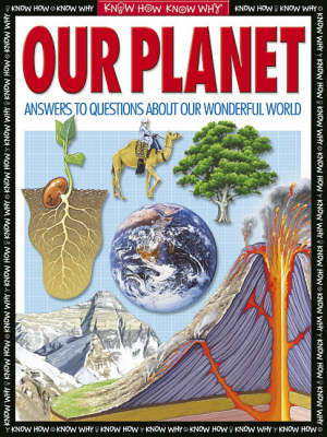 Our Planet: Everything You Need to Know about the Earth by Gordon Volke image