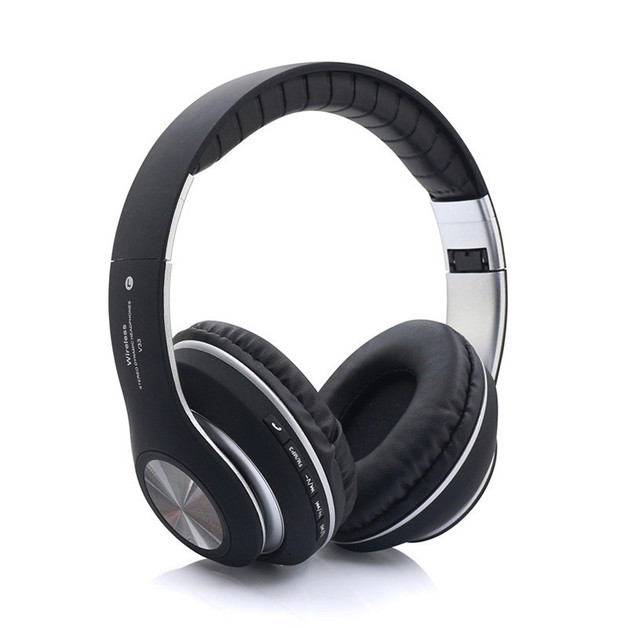 Ape Basics: Wireless Bluetooth Foldable Headset - Black