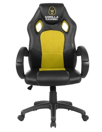 Gorilla Gaming Chair - Yellow & Black for