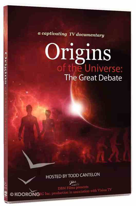 Origins Of The Universe on DVD