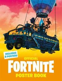 FORTNITE Official: Poster Book by Epic Games