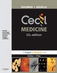 Cecil Medicine: Expert Consult by Dennis Arthur Ausiello image