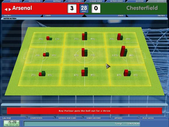 Championship Manager 5 for PlayStation 2 image