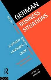 German Business Situations by Paul Hartley image