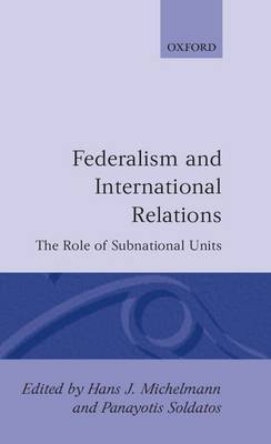 Federalism and International Relations image