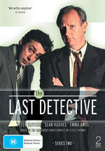 Last Detective, The - Series 2 (2 Disc Set) on DVD
