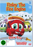 Finley The Fire Engine: Vol 2 - Snow Day DVD