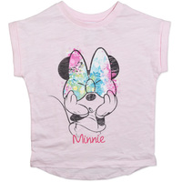 Disney Minnie Mouse T-Shirt (Size 4)