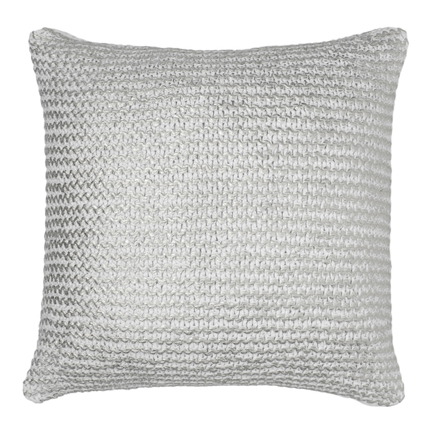 Bambury Luxe Cushion Cover (Silver)