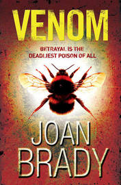 Venom by Joan Brady image