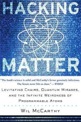 Hacking Matter by Wil Mccarthy image