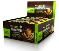MusclePharm Organic Protein Bars - Peanut Butter (12x50g)