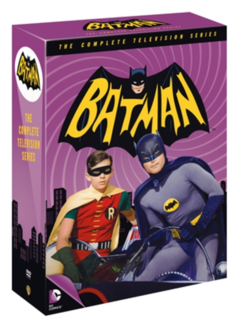 Batman: The Complete Television Series on Blu-ray