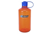 Nalgene 1L Narrow Mouth Tritan Bottle (Orange)