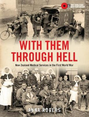 With Them Through Hell by Anna Rogers image