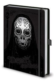 Harry Potter Premium PU A5 Notebook - Deatheater