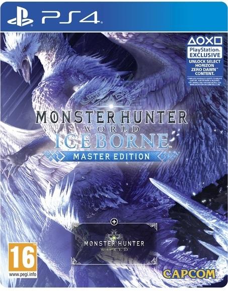 Monster Hunter World: Iceborne Master Edition for PS4