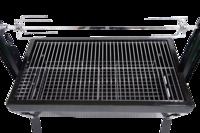 Gorilla Mini Charcoal Spit Roaster BBQ Grill (60x32cm)