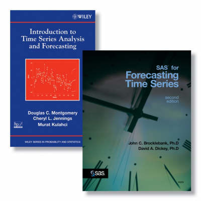 SAS System for Forecasting Time Series by John C. Brocklebank image