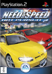 Need for Speed Hot Pursuit 2 for PlayStation 2