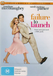 Failure To Launch on DVD