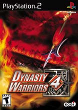 Dynasty Warriors 4 for PS2