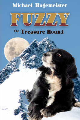 Fuzzy, the Treasure Hound by Michael Hagemeister
