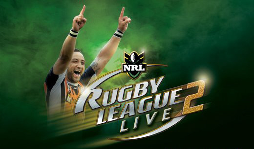 Rugby League Live 2 for PC