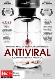 Antiviral on DVD