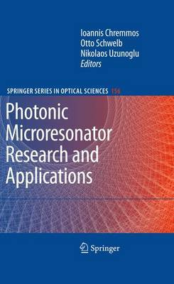 Photonic Microresonator Research and Applications image