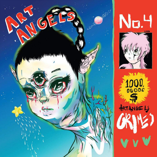 Art Angels (LP) by Grimes