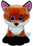Ty Beanie Boos: Slick Fox - Large Plush