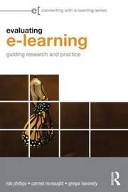 Evaluating e-Learning by Rob Phillips