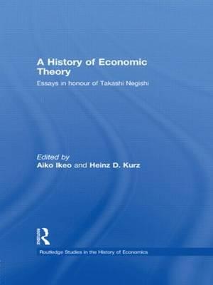 A History of Economic Theory