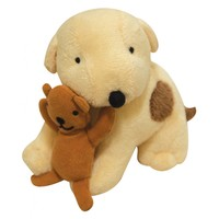"Spot the Dog: Spot with Teddy - 4"" Plush"