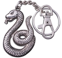 Harry Potter: Slytherin Metal Keychain (7cm)